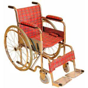 Детская инвалидная коляска Мега-Оптим Fs874-51 (35 см)