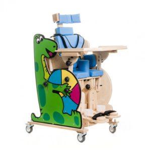 Кресло многофункциональное для детей с заболеванием ДЦП и детей-инвалидов Vitea Care Bingo