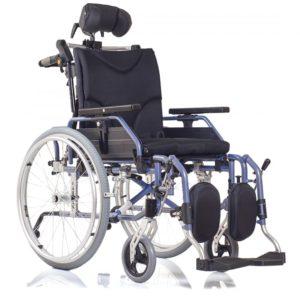 Комфортное инвалидное кресло-коляска Ortonica Trend 15