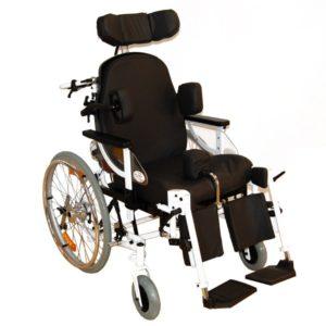 Инвалидная коляска для больных ДЦП Мега-Оптим 512B