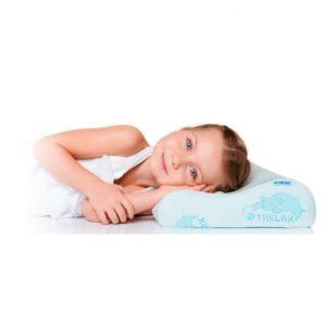 Подушка Trelax с эффектом памяти для детей старше 3-х лет Respecta п 25