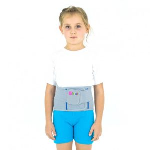 Детский поясничный бандаж с застегивающими ремнями Reh4Mat Veeon Ar-so-01