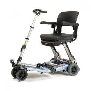Электрическая инвалидная кресло-коляска (скутер) Vermeiren Luggie Super