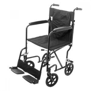 Кресло-каталка инвалидная складная Barry W4