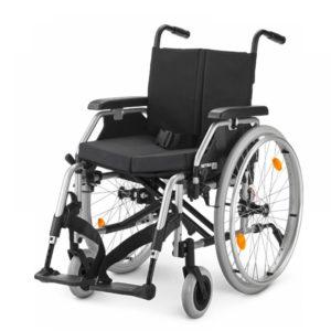Кресло-коляска облегчённая механическая Meyra 9.050 Budget Premium