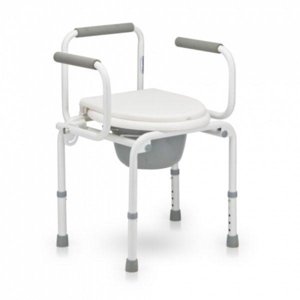 Кресло-туалет с санитарным оснащением Armed Fs813