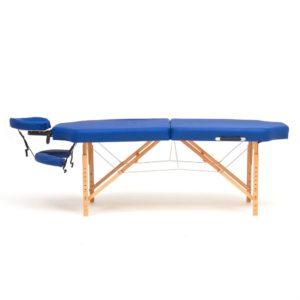 Массажный стол складной деревянный Мед-Мос Jf-Tapered