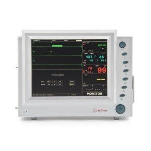 Монитор прикроватный многофункциональный медицинский Armed Pc-9000b с Nellcor-датчиками (без поверки)