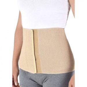 Низкий бандаж пояснично-брюшной с ортопедическими планшетками Reh4Mat Am-plbn