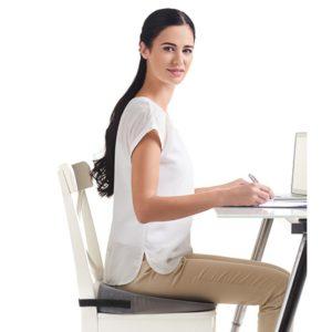 Ортопедическая подушка с откосом на сиденье Trelax П17 Spectra Seat