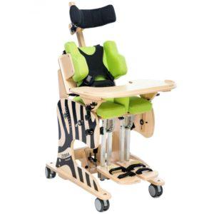 Реабилитационное кресло Akcesmed Зебра Инвенто