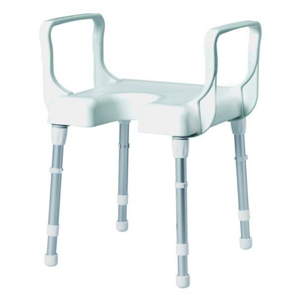 Регулируемый по высоте стул с подлокотниками Rebotec Канны 363.00.20