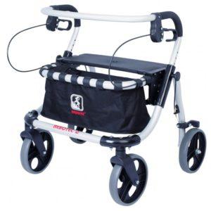 Роллатор с алюминиевой рамой и сумкой Rebotec Поло плюс-Т 181.10