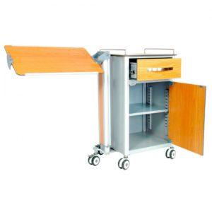 Столик с поворотной столешницей Мед-Мос New Мм-14