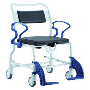 Туалетно-душевой стул с 5-ти дюймовыми колесами Rebotec Даллас 359