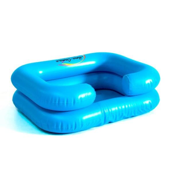 Ванночка надувная для мытья головы Мега-Оптим Bs-01
