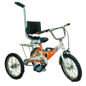 """Велосипед-тренажер для детей с ДЦП ВелоЛидер 16"""" 016"""